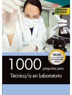 1000 preguntas para Técnico en Laboratorio