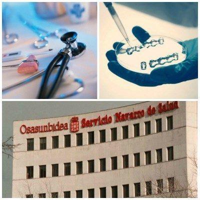 Oposiciones al Osasunbidea z
