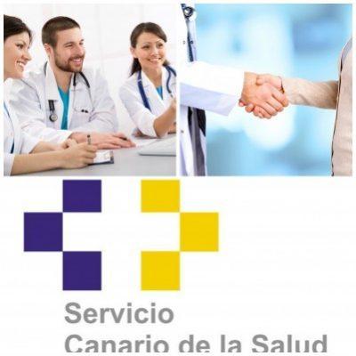 Oposiciones SCS – Servicio Canario de Salud